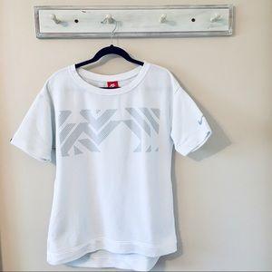 Nike Short-Sleeve Sweatshirt
